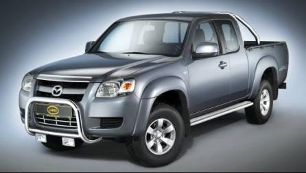 Protection avant MAZDA BT-50/FORD RANGER 2006-> MZD7201051EC - accessoires 4x4 SONAUTO