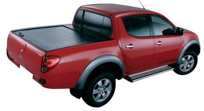 ROLL TOP COVER MITSUBISHI L200 2006  DOUBLE CAB