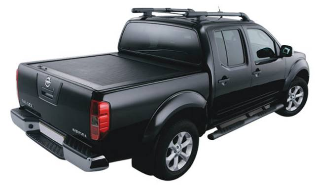 ROLL TOP COVER NISSAN NAVARA D40 DOUBLE CAB