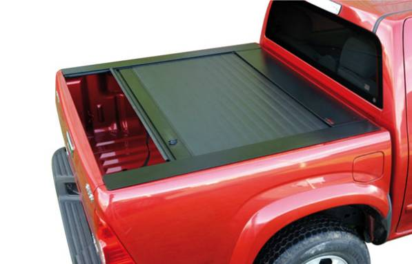 ROLL TOP COVER ISUZU DMAX 2003  DOUBLE CAB