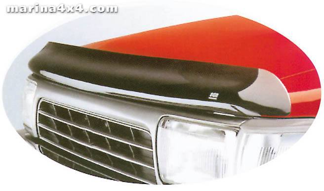 SUPER GUARD MAZDA B2500 SERIES (DEFLECTEUR DE CAPOT TEINTE)