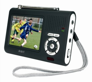 AIRIS M208 Mini TV 3 LCD TNT