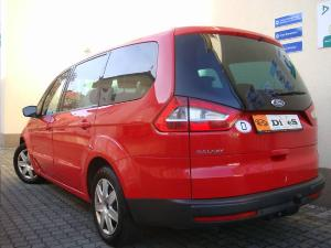 ATTELAGE Ford Galaxy 2006-> - RDSO demontable sans outil - attache remorque BRINK-THULE