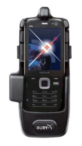 support chargeur pour NOKIA  N78 - accessoires telephones THB-BURY