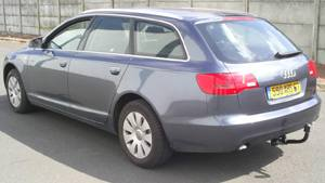ATTELAGE AUDI A6 BREAK 03/2005->09/2011 (Quattro  S6  S-Line) - RDSO demontable sans outil - attache remorque WESTFALIA
