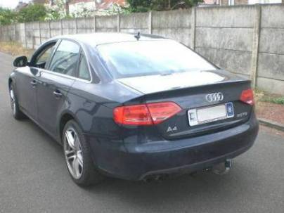 ATTELAGE AUDI A4 PHASE 4 berline 05/2008-> - ATNOR attache re