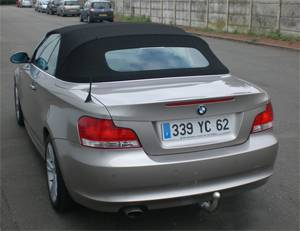 ATTELAGE BMW SERIE 1 cabriolet 03/2008-> fabriquant atnor